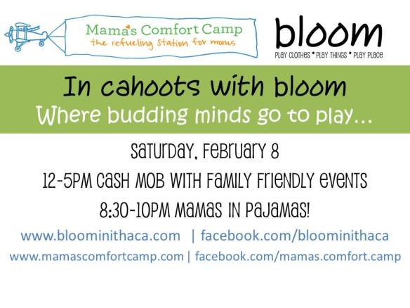 In cahoots with bloom